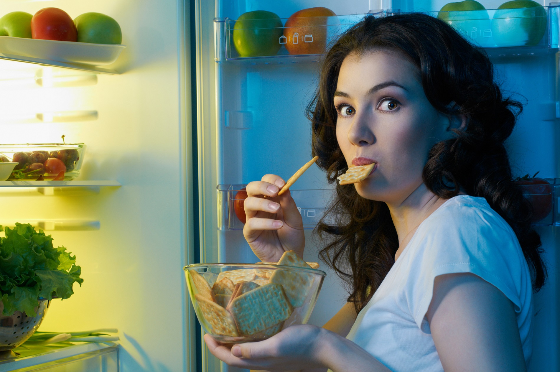 dancer health - how to avoid late night snacks