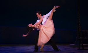 Broadway Musical with Ballet Dancers