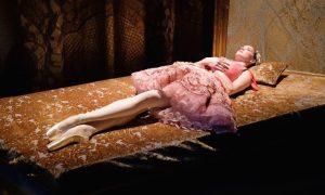 Cassandra Trenary as Aurora in 'The Sleeping Beauty'. Photo by Gillian Murphy