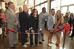 Atlanta Ballet's MCCDC Grand Opening 2010. Photo by Jim Fitts.