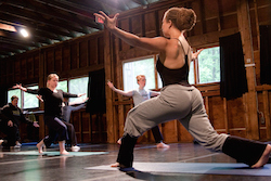 Jacob's Pillow open dance classes