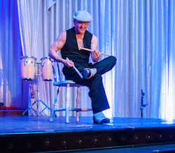 Tony Coppola. Photo by Sergio Minero.