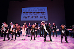 American Tap Dance Foundation. Photo by Amanda Gentile.