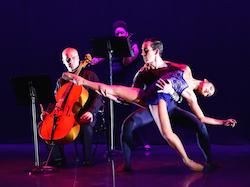 Arch Contemporary Ballet. Photo by Eduardo Patino.