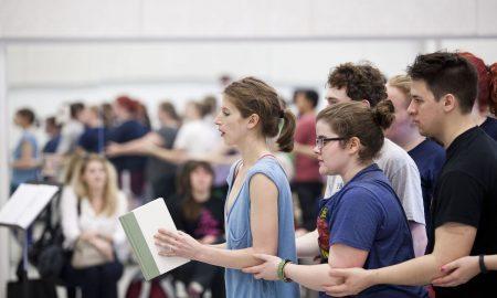 Musical Theatre training