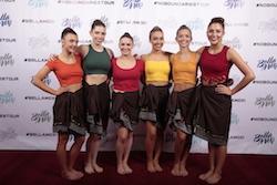 Eliah Furlong dancers