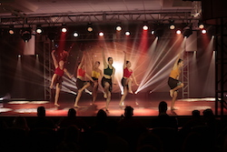 Emerging choreography competition
