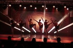 Eliah Furlong choreography