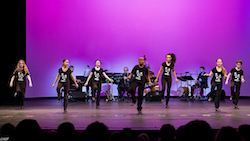Tap City Youth Ensemble. Photo by Wallace Flores.