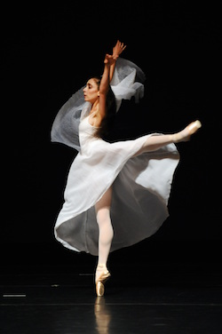Anna Liceica. Photo by Eduardo Patino.