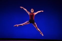 Choreography by Jimmy Orrante for NCI. Photo courtesy of NCI.