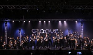 Dance Dimensions at Groove Nationals. Photo courtesy of Annette Merlini.