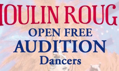 Moulin Rouge Dancer Auditions