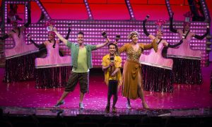 Priscilla Queen of the Desert on the Norwegian Epic