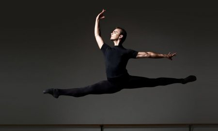 Queensland Ballet Principal Dancer Victor Estevez. Photographer David Kelly