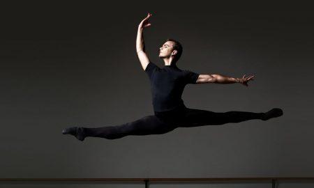 Queensland Ballet Principal Dancer Victor Estevez. Photographer David Kelly