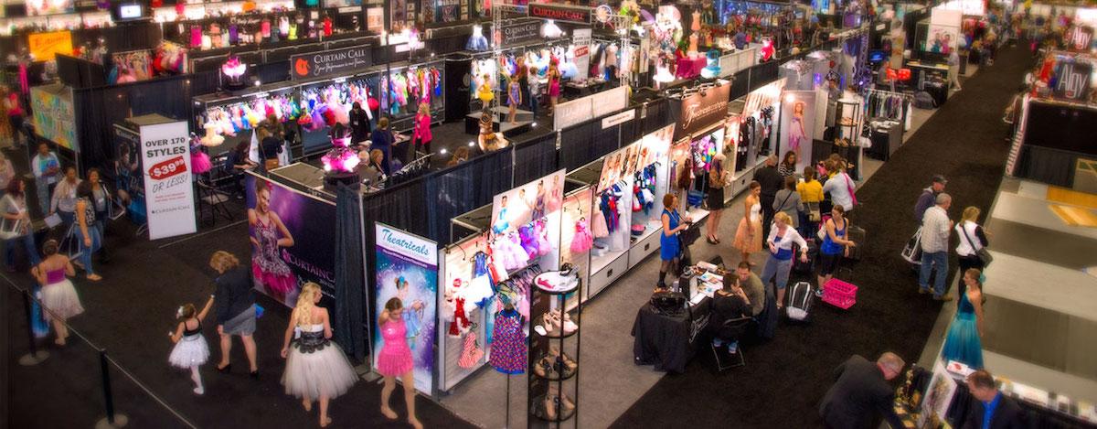 United Dance Merchants of America tradeshow