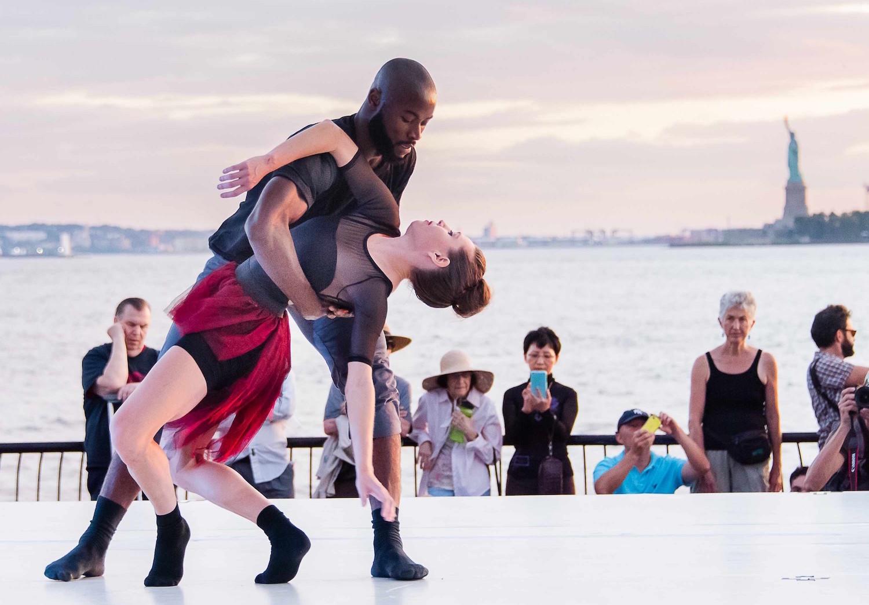 Dancers Seeking Refuge