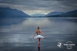 Becky Erickson for Dance Across the USA. Photo by Jonathan Givens.