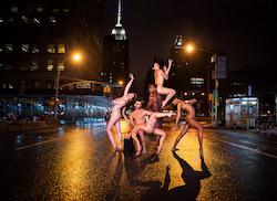 'Dancers After Dark'. Photo by Jordan Matter.