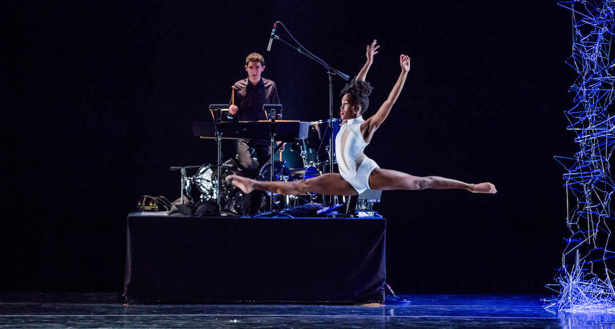 Paige Fraser in 'Vital' by Nick Pupillo. Photo by Cheryl Mann.