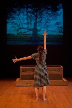 alight dance theater in 'Women's Work'. Photo by Enoch Chan.
