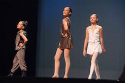 Dancers who model