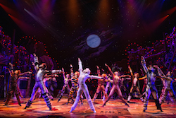 Company of 'CATS' on Broadway Photo by Matthew Murphy.