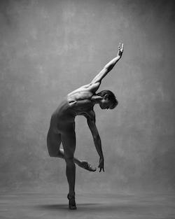 ABT Principal Daniil Simkin. Photo by NYC Dance Project.
