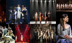 Broadway's smash hit Hamilton