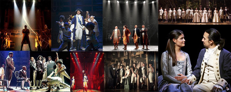 Broadway's smash hit Hamilton