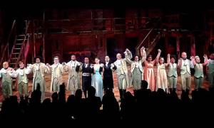 Broadway show tours