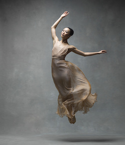 PeiJu Chien Pott, principal with The Martha Graham Dance Company. Photo by NYC Dance Project.