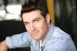 Tyler Hanes. Photo by Kristin Hoebermann.