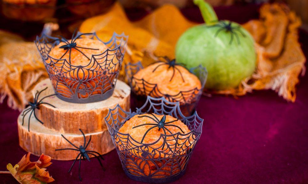 Healthy Pumpkin Muffin Recipe for Halloween