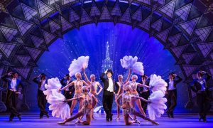'An American in Paris' National Touring Company. Photo by Matthew Murphy.
