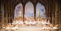 The Bolshoi Ballet Academy. Photo by Batir Annadurdiev.