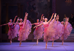 Boston Ballet in Mikko Nissinen's 'The Nutcracker'. Photo courtesy of Rosalie O'Connor, courtesy of Boston Ballet.