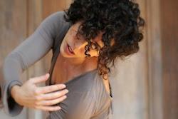 Ella Ben-Aharon. Photo courtesy of EXPOSED.