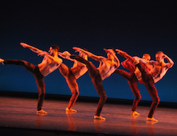 Giordano Dance Chicago's 'Shirt Off My Back'. Photo by Gorman Cook Photography.