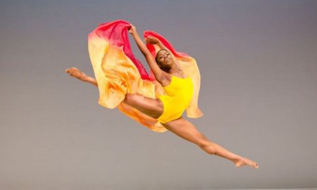 Ailey II's Jessica Pinkett. Photo by Kyle From an.