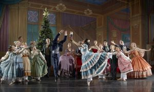 José Mateo Ballet Theatre in 'The Nutcracker'. Photo by Gary Sloan.