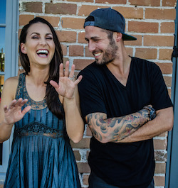 Larisa and Ryan Eronemo of Glass House Dance. Photo by Jennica Maes.