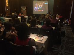 Leslie Scott's YPAD seminar at Dance Teacher Web Conference.