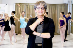 Royal Academy of Dance's new Artistic Director