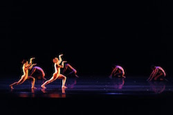 Pilobolus in 'Day Two'. Photo by Roberto Ricci.