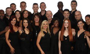 The Giordano Dance Chicago Family 2016-2017. Photo courtesy of Giordano.