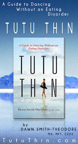 'Tutu Thin' by Dawn Theodore.