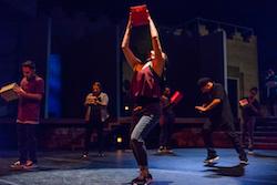 Versa-Style Dance Company. Photo by George Simian.