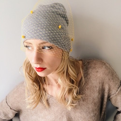 Birdcage Beanies. Photo courtesy of Purdie Baumann.